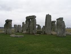 stonehenge - english landmark